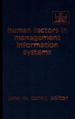 Human Factors in Management Information Systems PDF