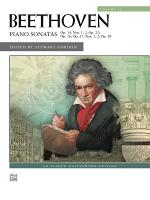 Beethoven Piano Sonatas  Volume 2  Nos  9 15  PDF
