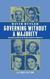Governing without a Majority: Edition 2
