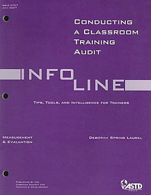 How to Audit Classroom Training
