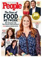 PEOPLE Stars of Food Network PDF