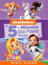 Nickelodeon 5 Minute Girl Power Stories  Multiproperty  PDF