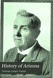 History of Arizona: Volume 2