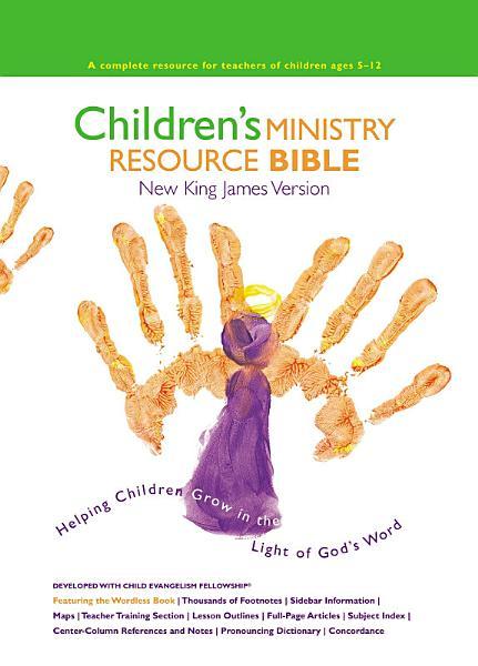 Download NKJV  Children s Ministry Resource Bible  Ebook Book