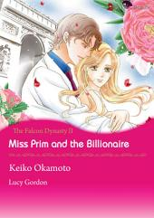 Miss Prim and the Billionaire: Mills & Boon Comics