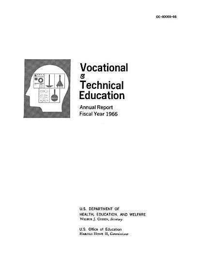 Vocational   Technical Education PDF