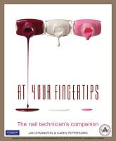 At Your Fingertips   The Nail Technician s Companion PDF