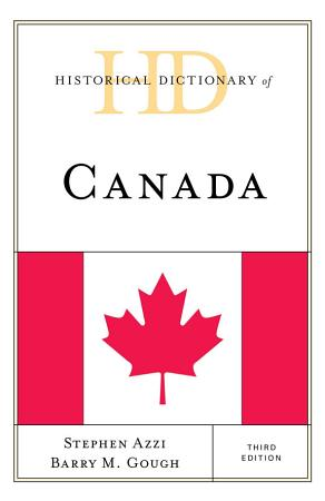 Historical Dictionary of Canada PDF