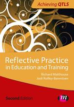 Reflective Practice in Education and Training PDF