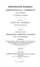 Kōmōdiai: Volume 3