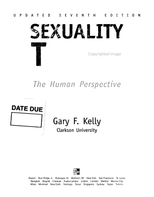 Sexuality Today PDF
