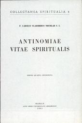 Antinomiae vitae spiritualis
