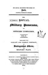 The Military Panorama Or Officer S Companion Book PDF