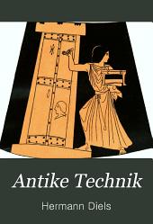 Antike technik