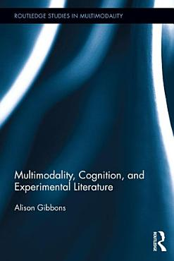 Multimodality  Cognition  and Experimental Literature PDF