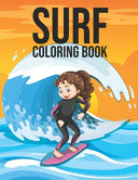 Surf Coloring Book