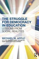 The Struggle for Democracy in Education PDF