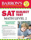 Barron s SAT Subject Test Math Level 2