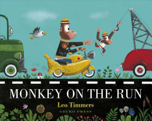 Monkey On The Run Book PDF