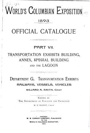 World s Columbian Exposition  1893