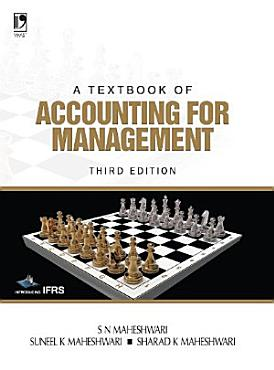 A Textbook of Accounting for Management  3rd Editionn PDF