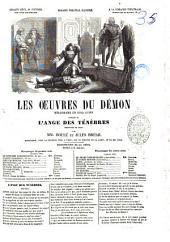 Les oeuvres du demon melodrame en cinq actes precede de L'ange des tenebres prologue en vers par MM. Boule et Jules Bresil