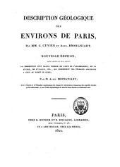 Description géologique des environs de Paris: Volume2
