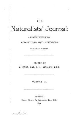 Naturalists  Journal PDF