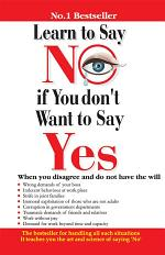 Learn to Say No If You Don't Want to Say Yes