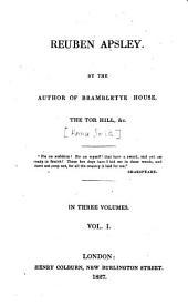 Reuben Apsley: Volume 1