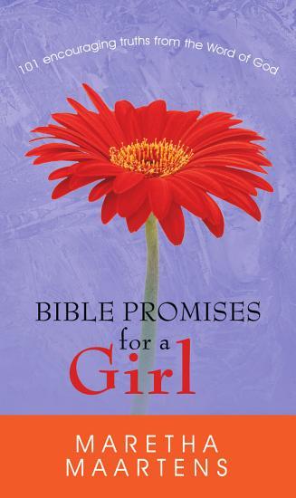Bible Promises for girls PDF