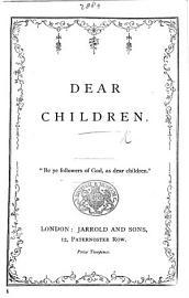 Dear Children   In Verse