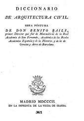 Diccionario de arquitectura civil
