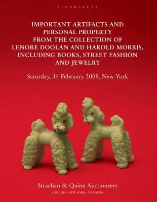 Important Artifacts and Personal Property from the Collection of Lenore Doolan and Harold Morris  Including Books  Street Fashion  and Jewelry PDF