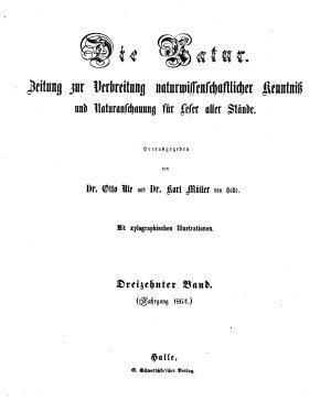 Die Natur PDF