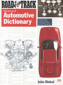 Road   Track Illustrated Automotive Dictionary