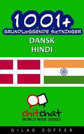 1001+ grundlæggende sætninger dansk - Hindi