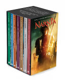 Chronicles of Narnia Movie Tie in Rack Box Set Prince Caspian  Books 1 to 7   Th Book