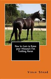 How to Care and Raise Your Missouri Fox Trotting Horse