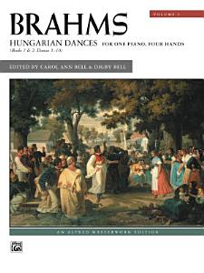 Hungarian Dances  Volume 1 PDF