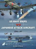 US Navy Ships vs Japanese Attack Aircraft