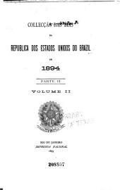 Coleção das leis: Volume 2