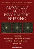 Advanced Practice Psychiatric Nursing PDF