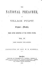 The National Preacher and Village Pulpit PDF
