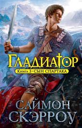 Гладиатор.: Сын Спартака. Книга 3
