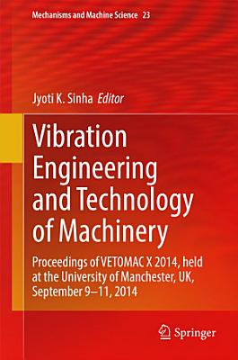 Vibration Engineering and Technology of Machinery PDF