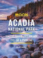 Moon Acadia National Park