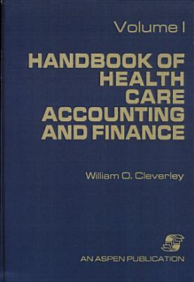 Handbook of Health Care Accounting and Finance PDF