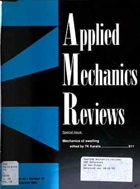 Applied Mechanics Reviews PDF