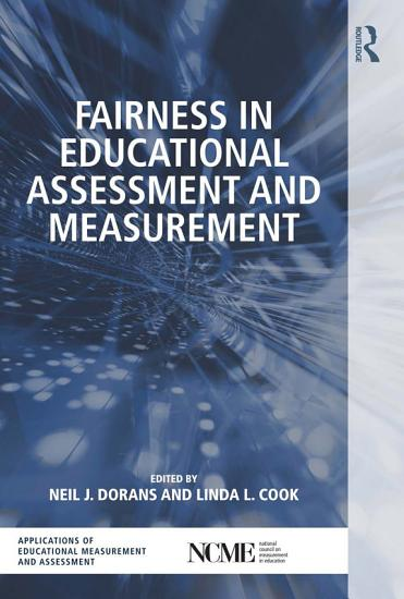 Fairness in Educational Assessment and Measurement PDF